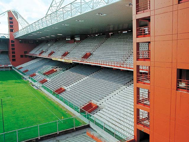 Ferraloro Energia & Costruzioni | Stadio Luigi Ferraris Genova